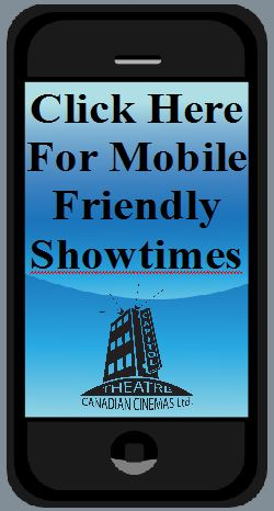 Mobile Friendly Showtimes